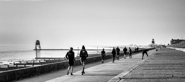 Harwich joggers