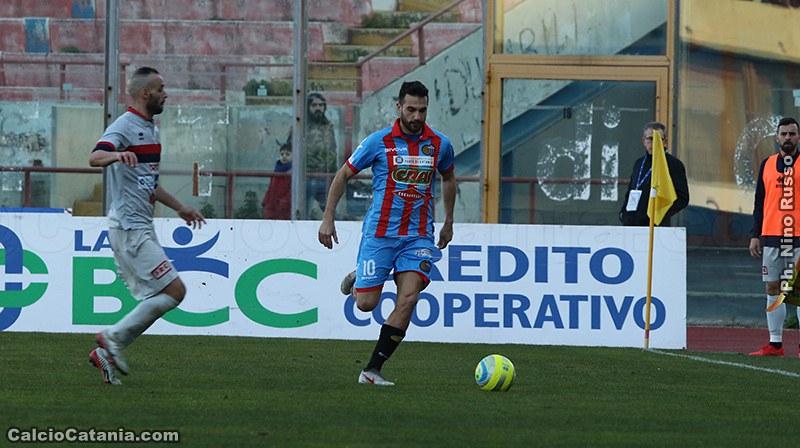 Alessio Curcio, debutto positivo