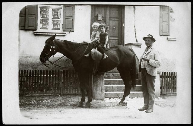 ArchivV29 Opas ganzer Stolz, 1930er