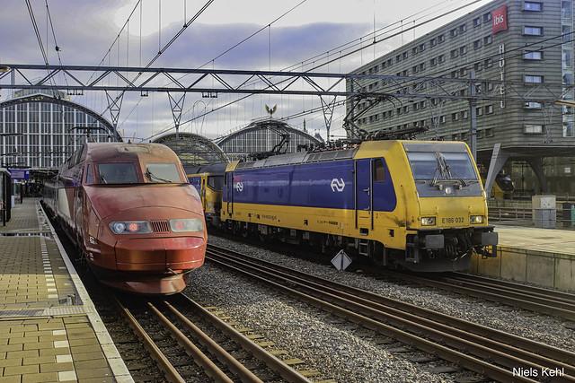 Thalys & Intercity Direct