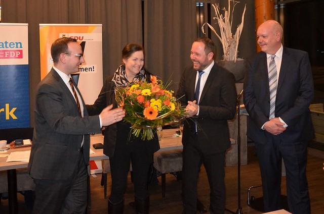 Mitgliederversammlung von CDU und FDP am 16.01.2020 im Seehaus 53