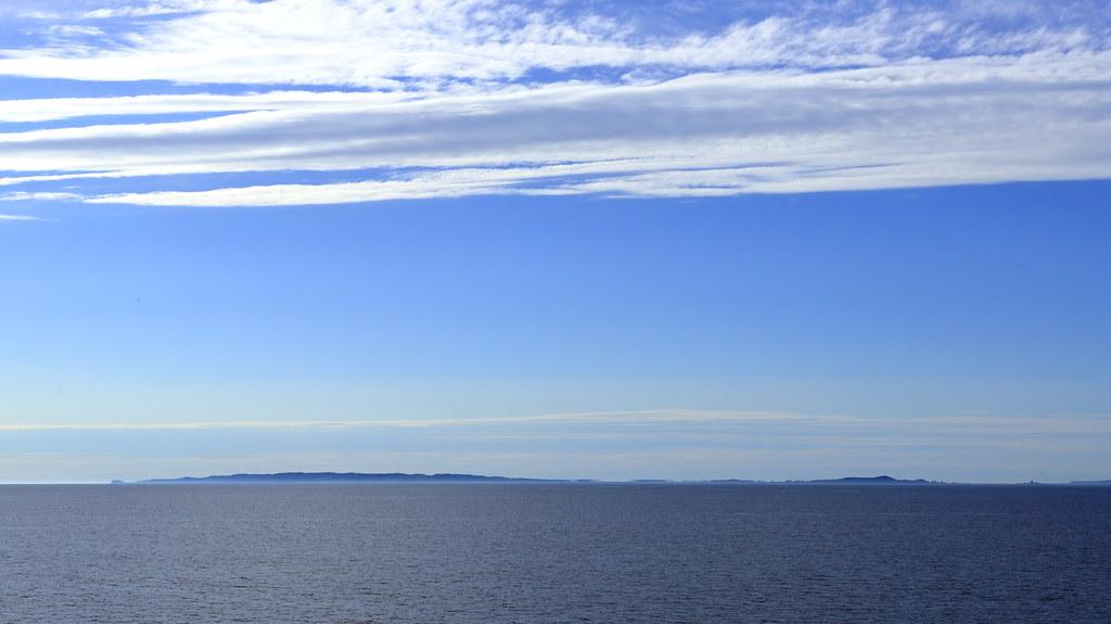 Les Îles de la Madeleine à l'horizon !