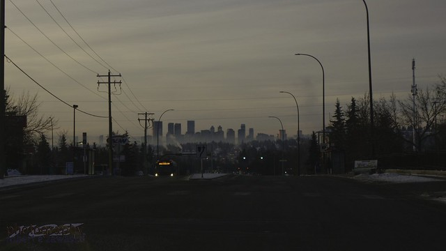 still -22c with a chinook coming