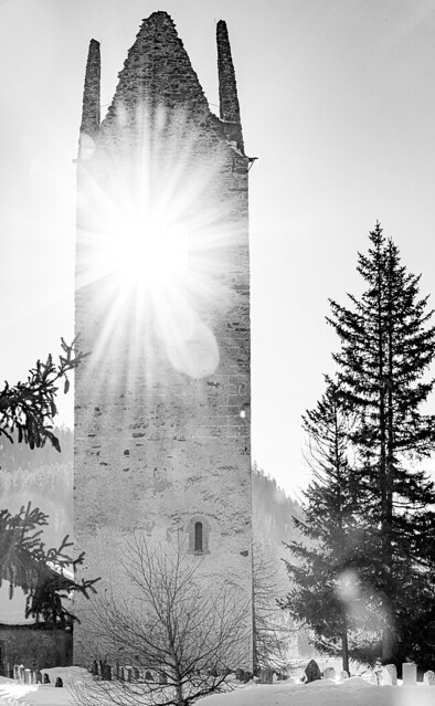 San Gian in Black and White