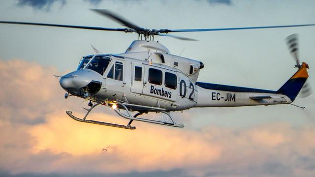 Bell 412EP EC-JIM