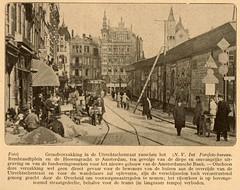 De Prins jaargang 1927 amsterdam  Utrechtse straat