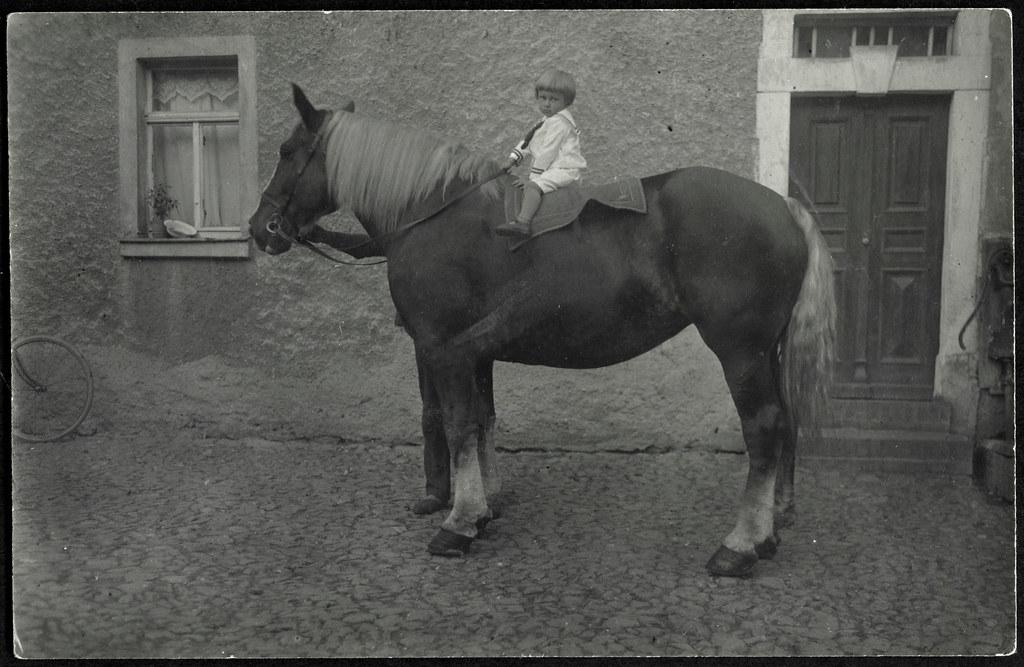 ArchivV28 Jungreiter, 1930er