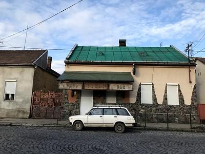 Ukrajna – első napjaink