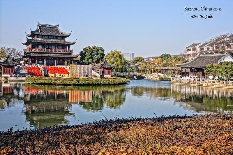 2014 China Suzhou Panmen Scenic Spot 1