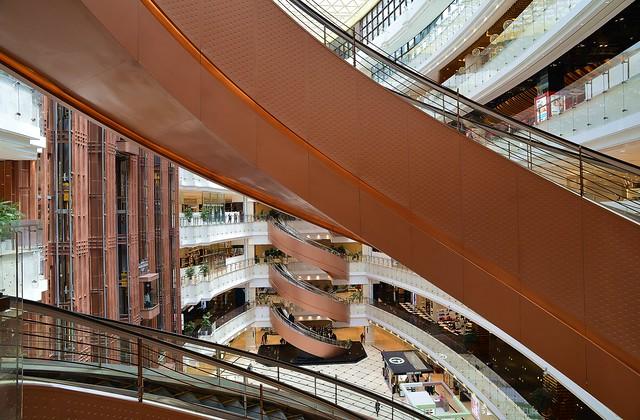 Shanghai - More Spirals