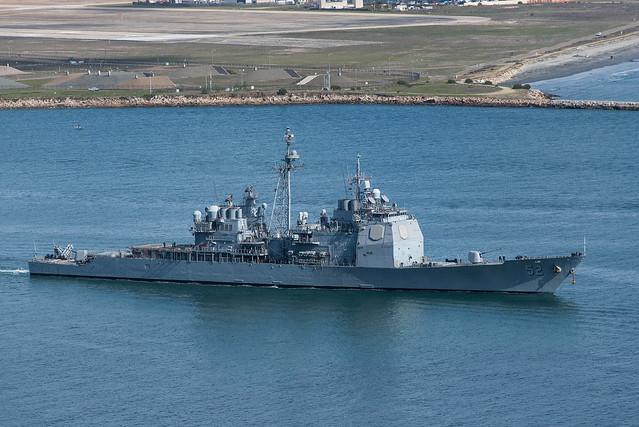 CG-52 USS Bunker Hill