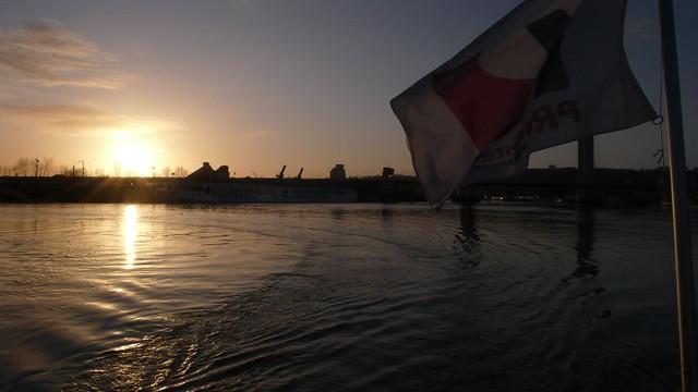 Rouen - La Seine - 19-01-2020