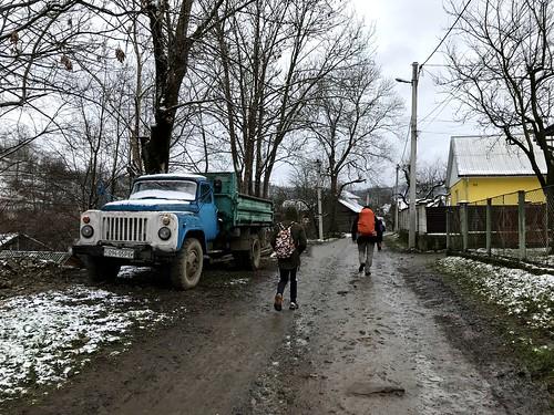 Faházikó az erdő szélén - Volovets