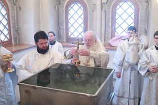 19.01.2020 | Праздник Крещения Господня
