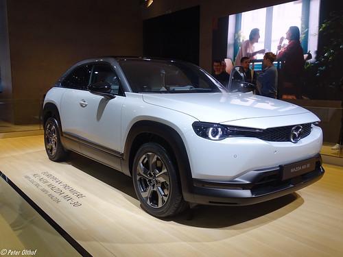2020 Mazda MX-30 Photo