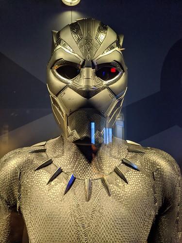 MUOSH 2020-01-17-015 - Black Panther costume - Steve Potter - Flickr