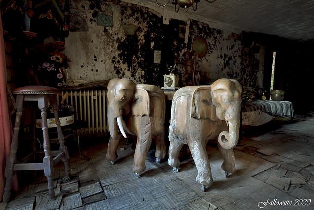 Babar et Dumbo.