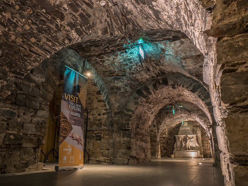 Christ Church Cathedral Crypt, Dublin