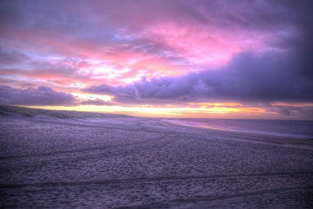 Sunrise moments