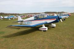 G-ARXT SAN Jodel DR1050 [355] Popham 110410
