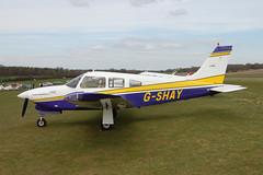 G-SHAY Piper PA-28R-201T [28R-7703365] Popham 110410