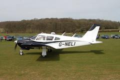 G-NELI Piper PA-28E-180 [28R-31011] Popham 110410