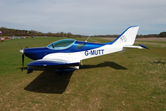 G-MUTT Czech Aircraft Works SportCruiser [PFA 338-14667] Popham 110410