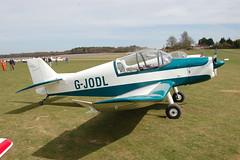 G-JODL SAN Jodel DR1050M1 [99] Popham 110410