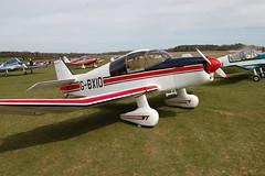 G-BXIO SAN Jodel DR1050M [493] Popham 110410