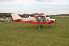 G-BUWK Rans S6 [PFA 204A-12448] Popham 110410