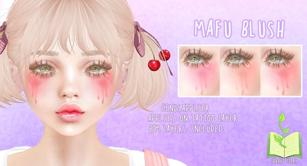 Sprout Story – Mafu blush