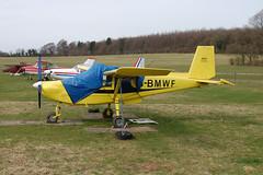 G-BMWF ARV ARV-1 Super 2 [013] Popham 110410
