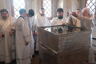 18.01.2020 | Крещенский сочельник