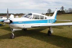 G-AZSF Piper PA-28R-200 [28R-7235048] Popham 110410