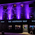 The Northern Way bar in Preston