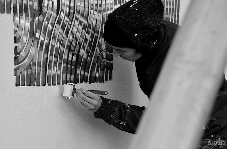 [19 Janvier 2020] – Un jour, une photo : L'Antipode sous les pinceaux de l'artiste FZR Sethi