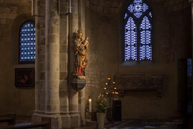 Heilige Maria Mutter Gottes bitte für uns