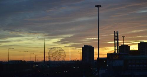 rvh belfast westbelfast sunset evening lateafternoon dusk sky nikon afs nikkor f18g lens 50mm prime primelens nikonafsnikkorf18g