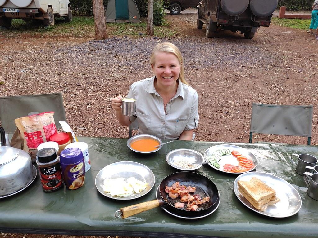 Nomad Africa Adventure Trip