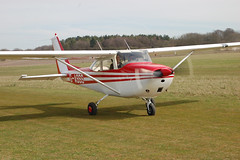 G-ASSS Cessna 172E [172-51467] Popham 110410