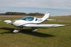G-ZECH Czech Aircraft Works SportCruiser [PFA 338-14685] Popham 110410