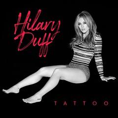 Hilary Duff || Tattoo
