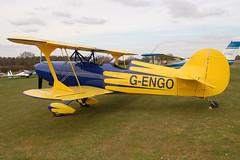 G-ENGO Steen Skybolt [PFA 064-13429] Popham 110410