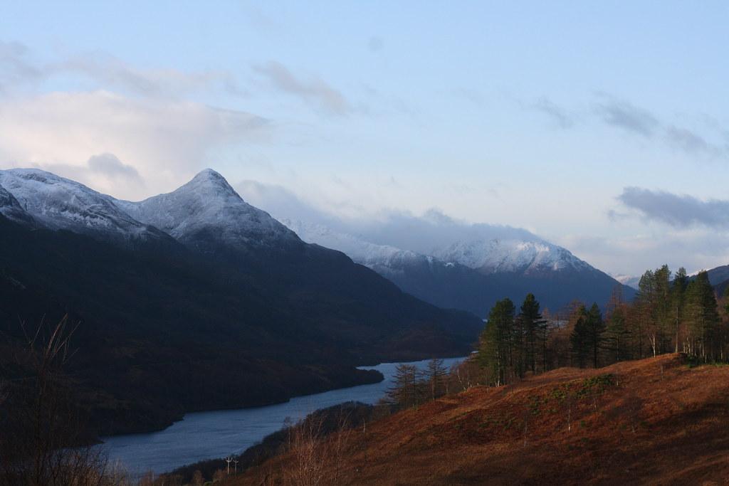 Na Gruagaichean - Jan 2020 by Alistair Wilkie   Via Flickr:  Climbing Na Gruagaichean in the Mamores, Kinlochleven, January...