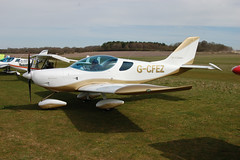 G-CFEZ Czech Aircraft Works SportCruiser [PFA 338-14675] Popham 110410