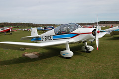 G-BHCE Jodel D117A [381] Popham 110410