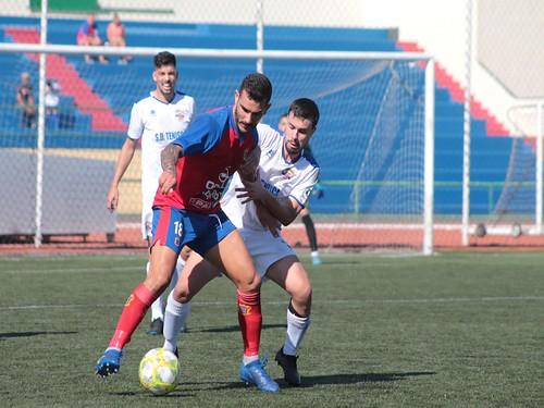 UD Lanzarote. & SD Tenisca