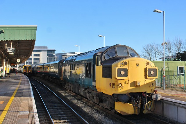 Cardiff Central 19/1/20