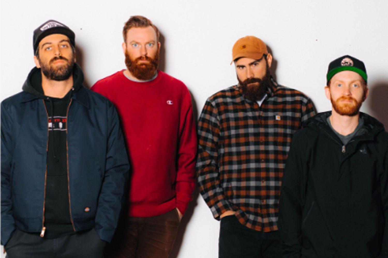 美國流行龐克樂團 Four Year Strong 將於二月發行新專輯 Brain Pain 1
