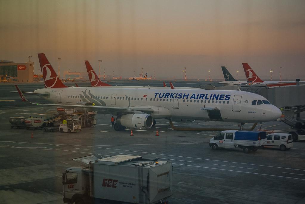 Bon voyage! Airbus A321 ;-) DSC_4724